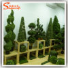 Sfera artificiale del Topiary del Boxwood di nuovo stile