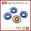 Joint circulaire en caoutchouc de la température haute-basse faite sur commande professionnelle Silicone/HNBR/Viton/EPDM/Sil d'OEM