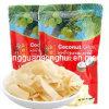 De Kokosnoot van Customzied breekt Verpakkende Diverse Spaanders die van de Zak af Zak verpakken