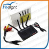 F027 5.8g Four Channel Wirelss Fpv Audio Video Diversity Receiver para RC Airplane/RC Toys D58-4