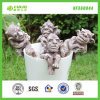 2014販売したでFour Pieces Resin Goblin Pot Hanger (NF36004)