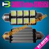 Voiture LED Canbus Festoon-8SMD5050