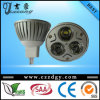 3*1W Cool White of Warm White MR11 LED Spotlight