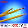 Fio de cobre do fio com isolamento de PVC o fio elétrico