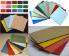 Rustproof impermeabile Decoration Material 3mm 4mm Aluminum Composite Panel