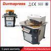 Métal 3*200 inoxidable en acier hydraulique fixe entaillant la machine
