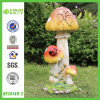 Resina Produto estrela Jardim Mushroom Figurine (NF14149-2)