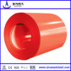 Цвет-Coated гальванизированная сталь свертывается спиралью (PPGI/PPGL)