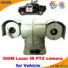 La cámara del coche del vehículo láser IR autobús PTZ Auto Tracking