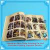 Fábrica Softcover de la impresión del folleto del catálogo del compartimiento del libro de la gran calidad