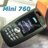 Mini Chave 760 Telemóvel quad band único cartão SIM