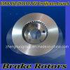 Disques de frein de pièces d'auto d'E1r90 ISO/Ts16949 pour des voitures de Suzuki