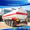 30-50cbm de aleación de aluminio/semi remolque cisterna de combustible