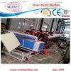 Konkurrierendes pp.-PET eine Schicht-Blatt-Plastikstrangpresßling-Maschinen-Zeile