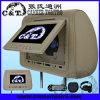 Giocatore del poggiacapo di RiCar DVD con lo schermo di monitor dell'affissione a cristalli liquidi di TFT, USB, deviazione standard, Fm, cuffia senza fili di IR, NG a 32 bits del gioco (H703DV)