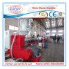 agua del PE de 110mm-400m m y tubo de gas que hace la máquina