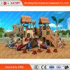 판매 (HD-MZ025)를 위한 대중적인 아이들 슬라이더 위락 공원 나무로 되는 활주