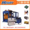Vollautomatischer hydraulischer Straßenbetoniermaschine-Ziegeleimaschine-Preis des Betonstein-Qt4-15 in Kenia