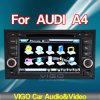 7 '' HD RadioGPS van Auto DVD Navigatie voor Audi A4