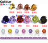 0.016! Sale caldo Highquality Synthetic Machine Cut 1.5mm CZ Stone