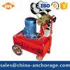 Elektrische Hydrauliköl-Pumpe für Pfosten-Spannkraft-Aufbauten