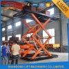 Grande capacité Type ciseaux voiture hydraulique de levage vertical