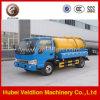 JAC 5000L Vacuum Sewage Suction Truck (RHD oder LHD)