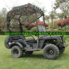 jeep ATV de 150cc Mimi con el toldo