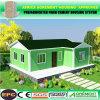 Förderung-Fertigprotokoll-Kabine-beweglicher Stahl-vorfabriziertes modulares Installationssatz-Haus
