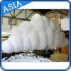 Nuages flottés gonflables blancs de PVC