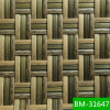 Strong durable Drawing Force Synthetic Wicker Crafts Material pour Rattan Furnture