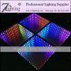 新しい3D錯覚ミラーLEDのダンス・フロアのレンタル段階の照明供給