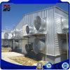 Matériaux de construction verts préfabriqués galvanisés pour la ferme de poulet