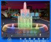 Fontaine de musique/fontaine extérieure/fontaine colorée d'éclairages LED