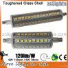 78m m 6W LED R7s con el conductor incorporado Ra>81