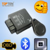 Obdll GPS tracker, facile à installer, Over-Speed Geo-Fence automatique, Alarme, Free Android app IOS/TK228-ez