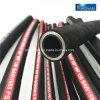 Abschleifender beständiger 6 Draht-gewundener hydraulischer Schlauch SAE 100 R13