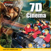 7D idraulico Movie Theatre, Motion Chair 7D Cinema System