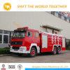 HOWO 6X4 15000 L Water-Foam Water-Foam Lutte contre les incendies du réservoir de chariot
