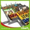 Des blocs de mousse Super Fun Trampoline carré