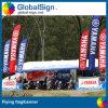 Globalsignの高品質の羽のフラグ、羽の旗