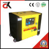 generatore diesel silenzioso del nuovo modello 5kw (impostare)