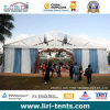 tenda foranea trasparente completa permanente di larghezza di 15m grande e per approvvigionamento 500 genti