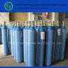 Cilindros de gás de alta pressão do oxigênio do aço sem emenda 40 litros