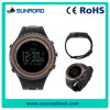 2015 가장 새로운 Multifunction Waterproof Outdoor Sports Watch (FR801B 오렌지)