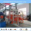 Máquina de fabricación de ladrillo Quemar-Libre de la producción completamente automática del cemento