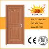 MDF moderno Door do PVC de Design Interior com Highquality (SC-P157)