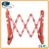 Preço competitivo extensível de plástico portátil barreira para a segurança do tráfego rodoviário