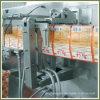 Малая емкость и большая машина завалки емкости для шампуня
