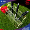 12 Slots Clear Pen Acrylic Display Stand